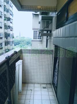 國安溫馨三房工作陽台