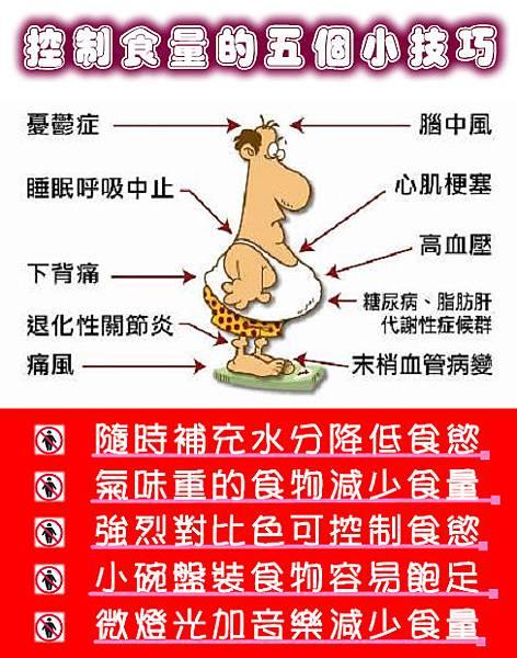 避免暴飲暴食,控制食量5個小技巧