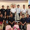 第八屆帆船協會成立大會