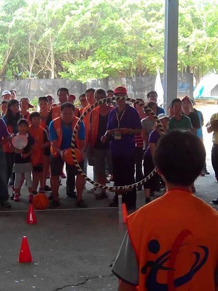 與伙伴們一同參加新竹救國團家庭日義工眷屬聯誼年會活動花絮....15