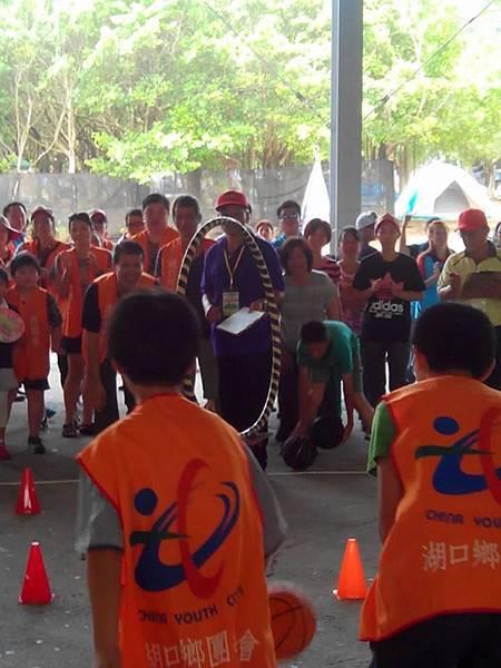 與伙伴們一同參加新竹救國團家庭日義工眷屬聯誼年會活動花絮....17