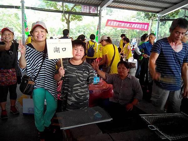 與伙伴們一同參加新竹救國團家庭日義工眷屬聯誼年會活動花絮....10