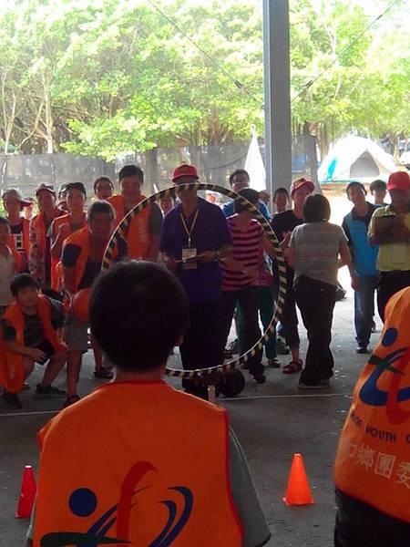 與伙伴們一同參加新竹救國團家庭日義工眷屬聯誼年會活動花絮....18