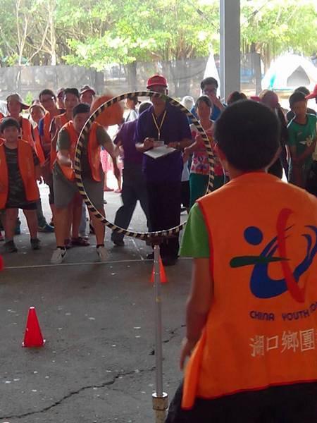 與伙伴們一同參加新竹救國團家庭日義工眷屬聯誼年會活動花絮....19