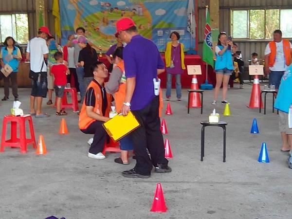 與伙伴們一同參加新竹救國團家庭日義工眷屬聯誼年會活動花絮....26