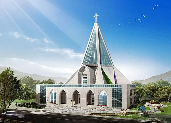 汐止聖方濟天主堂-1