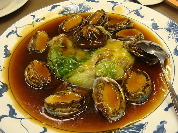 小鮑魚蠔油生菜.JPG