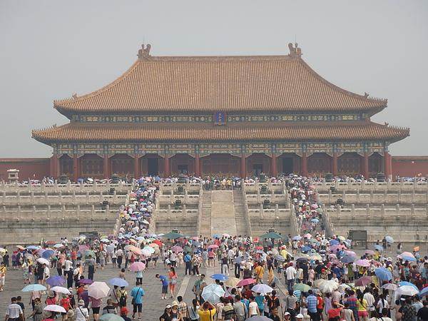 太和殿是紫禁城內等級最高的建築物.JPG