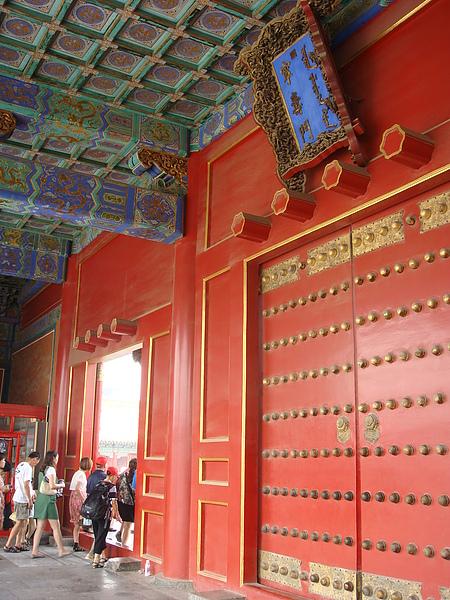 寧壽門是寧壽宮的第二道宮門.JPG