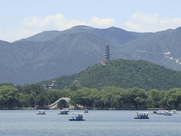 遠眺西區的玉帶橋.JPG