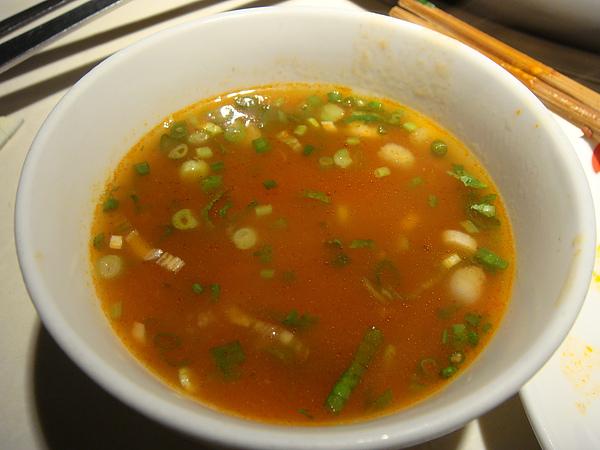 番茄鍋底弄成湯好好喝.JPG