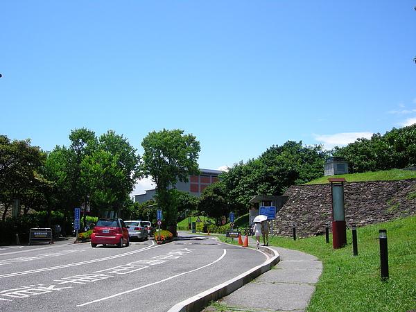 傳藝中心的入口.JPG