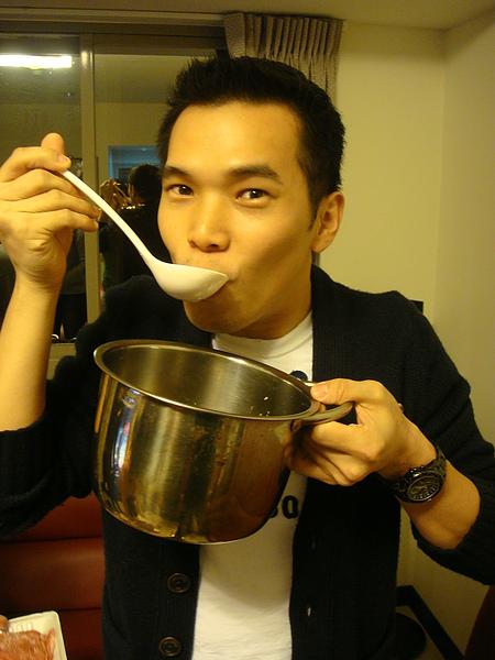 吃豆花吃到怕嚕.JPG
