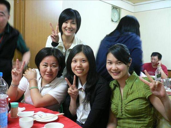 翠姐也是我們的大姐姐