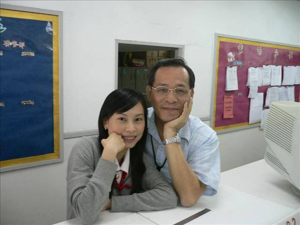 宣樺和他的奎福爸爸