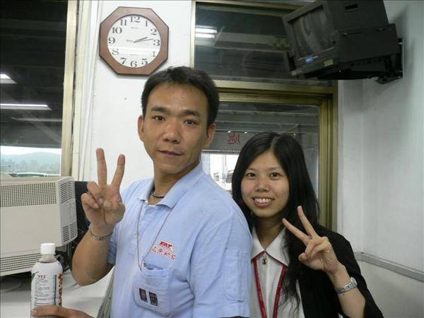 煥鵬學長可以說是聯管的女婿^^