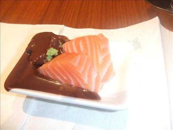 輸的要吃巧克力生魚片