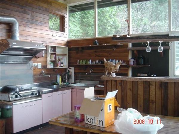 專屬的廚房