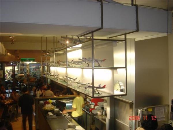 餐廳一樓景觀