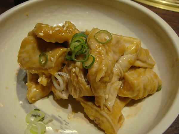 味噌豬大腸頭~$120.JPG