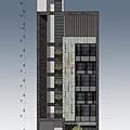 建設公司 建築設計 建築師 自地自建A3-1-立面.jpg