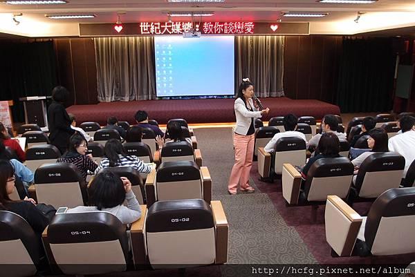 陳海倫顧問在大葉大學演講20120417-6