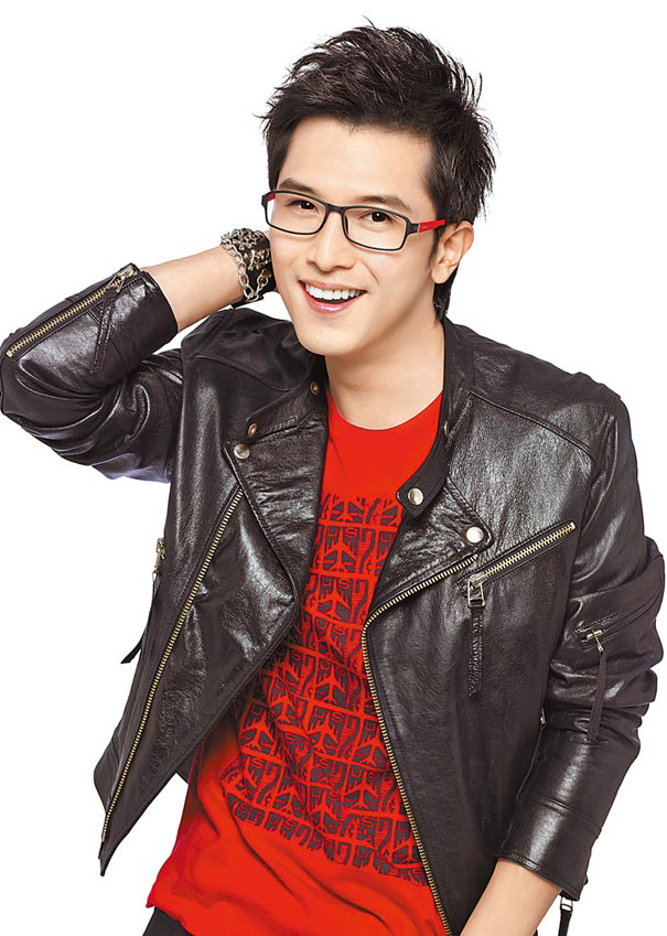 2013 寶島眼鏡 邱澤