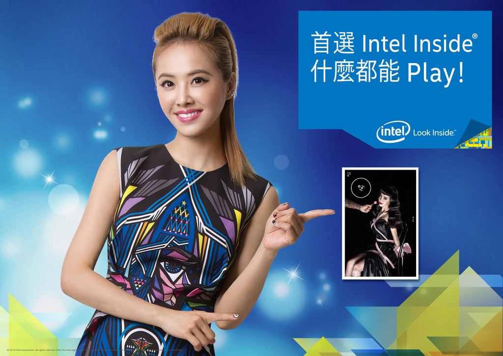 2014 蔡依林 jolin 英特爾 intel 01 hc group