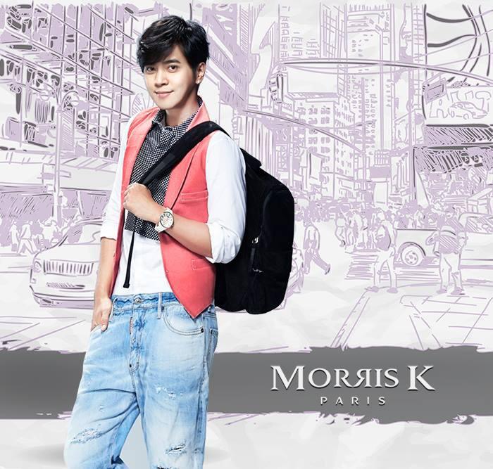 2015 羅志祥 morris K 品牌代言人 01 hc group.jpg