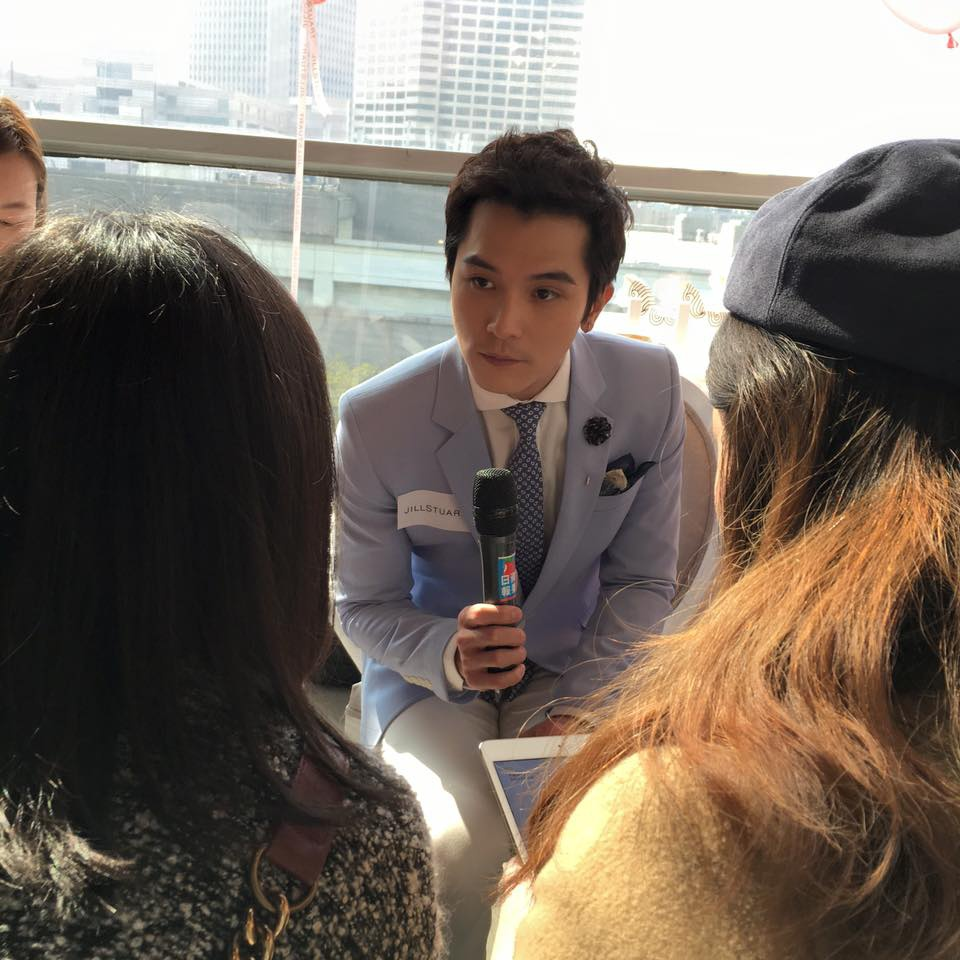 20160301 JILL STUART CAFE 開幕剪綵 邱澤 roy chiu 02 hc group.jpg