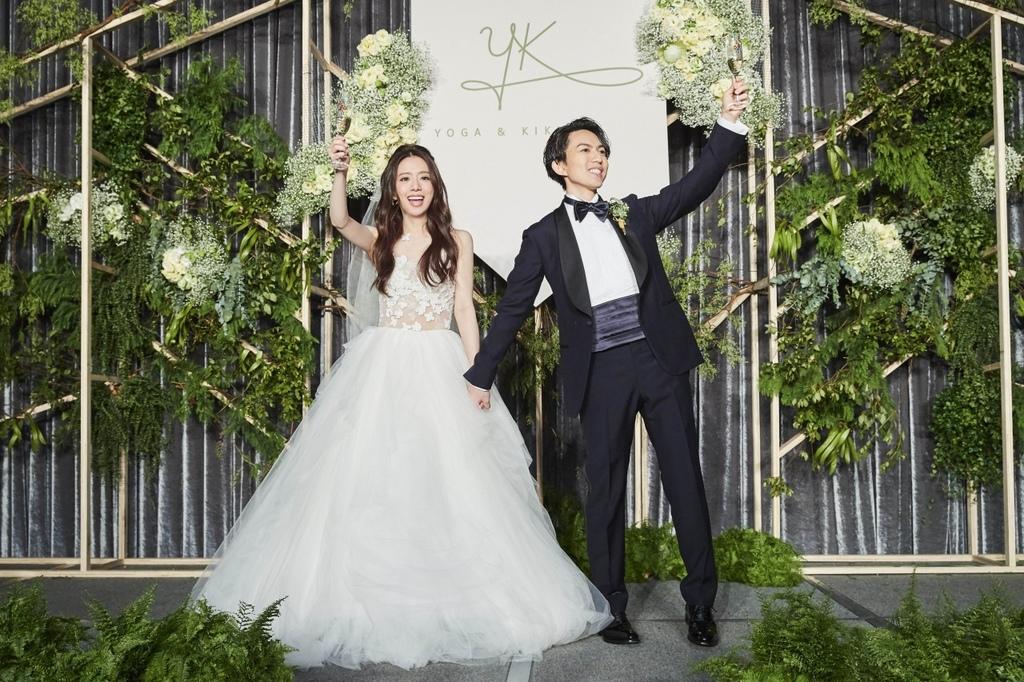 20170626 林宥嘉 丁文琪 台北寒舍艾美酒店 婚宴 hc group 01.jpg
