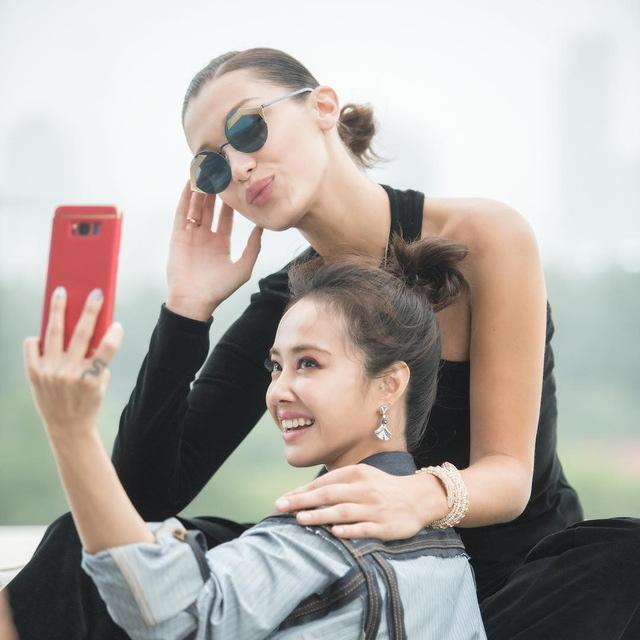 201708 蔡依林 jolin X Bella Hadid 寶格麗 BVLGARI寶格麗 bulgari SISTERHOOD 形象廣告 hc group 04.jpg