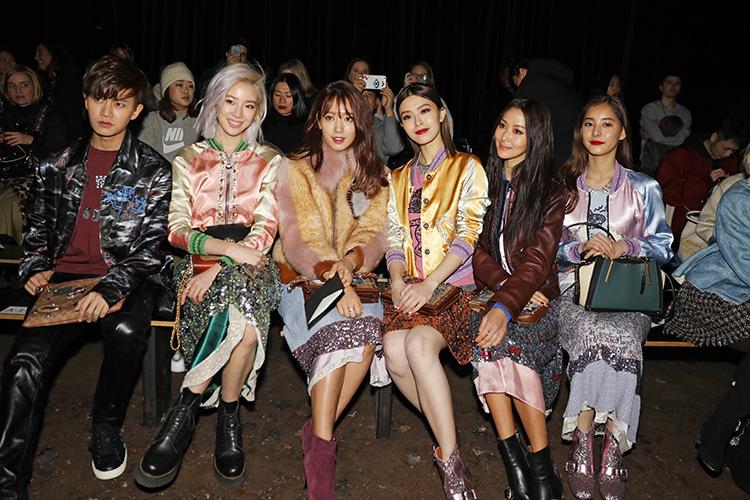 20180214 紐約時裝週 孫芸芸 Coach hc group 02.jpg