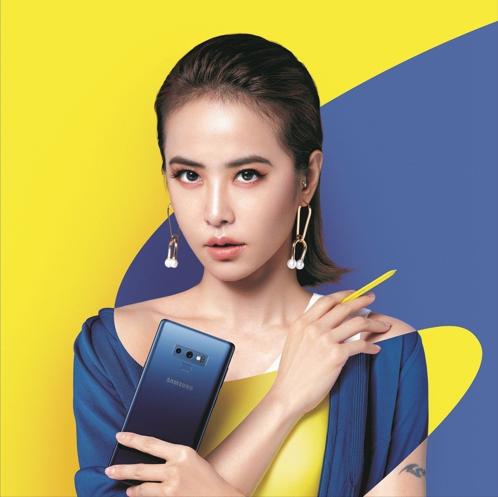 201808 蔡依林 jolin samsung note 9 產品代言 hc group 01.jpeg