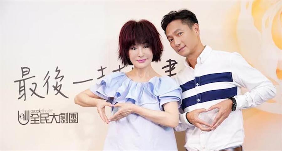 20190717 潘迎紫 全民大劇團舞台劇《最後一封情書》記者會 benny hc group 02.jpg