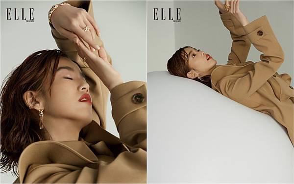 201911 elle taiwan 十一月 陳庭妮 封面人物 sandy by hc group 07.jpg