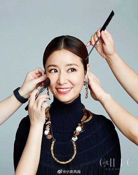 202002 chic magazine 小資風尚 二月號 林心如 封面人物 mia by hc group 02.jpg