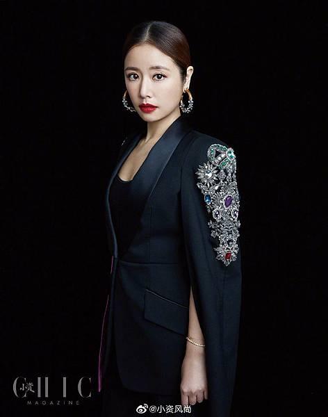202002 chic magazine 小資風尚 二月號 林心如 封面人物 mia by hc group 03.jpg