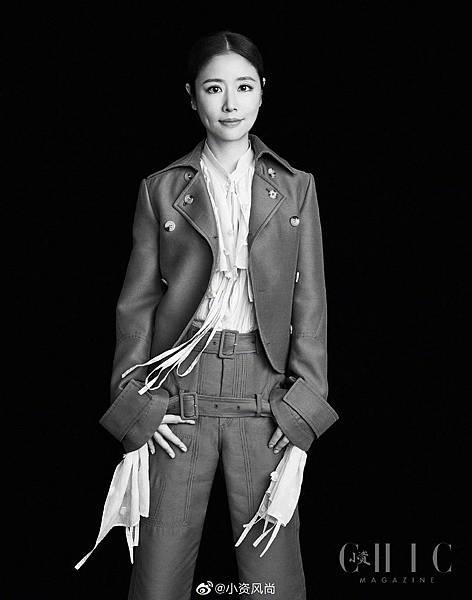 202002 chic magazine 小資風尚 二月號 林心如 封面人物 mia by hc group 06.jpg