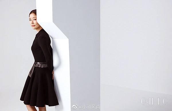 202002 chic magazine 小資風尚 二月號 林心如 封面人物 mia by hc group 08.jpg