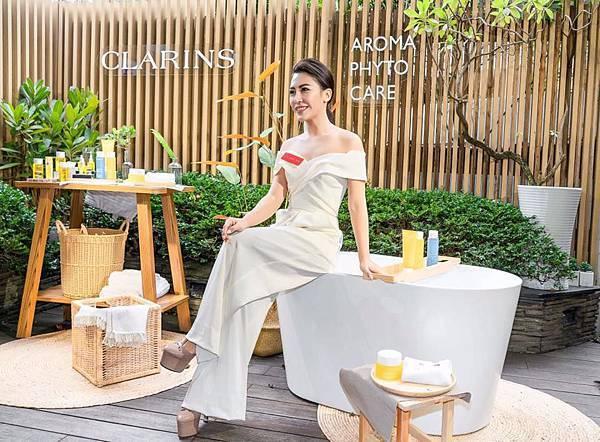 20200108 艾怡良 克蘭詩 clarins skin spa開幕記者會 janice by hc group 10.jpg