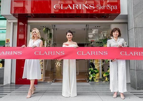 20200108 艾怡良 克蘭詩 clarins skin spa開幕記者會 janice by hc group 13.jpg