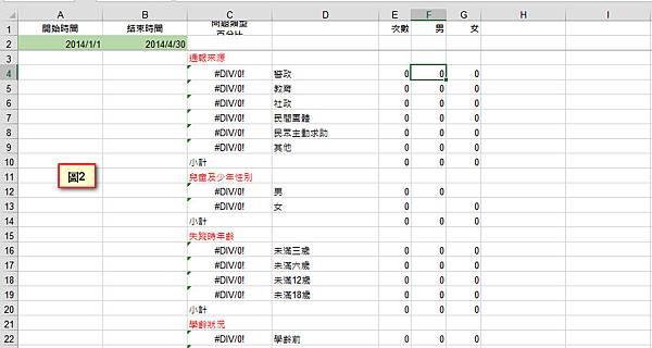 Google試算下載成MS-Excel