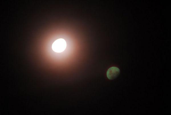 月亮太陽?