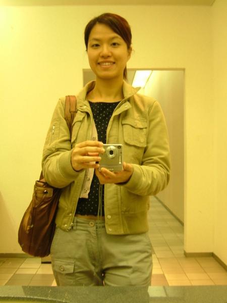 06/04/27今天是課外交學日到「江戶歷史博物館」,很棒喔