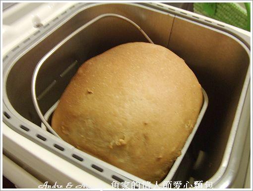 2008.08.07魚家請吃home made麵包