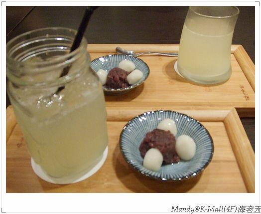 檸檬美白瘦身飲品,紅豆白玉甜品