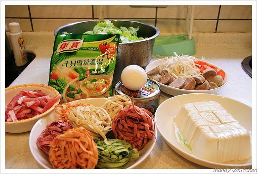 在家隨便試做簡單料理