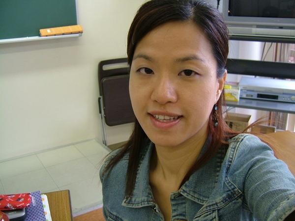 06/05/24都還沒人到教室,那我自己來照相好了