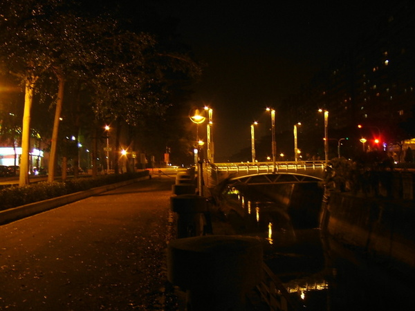 美麗夜景,沒用夜景模式,又是另一番感覺